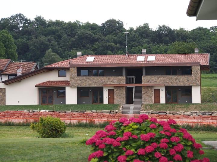 Appartamento in collina nel cuore del Friuli