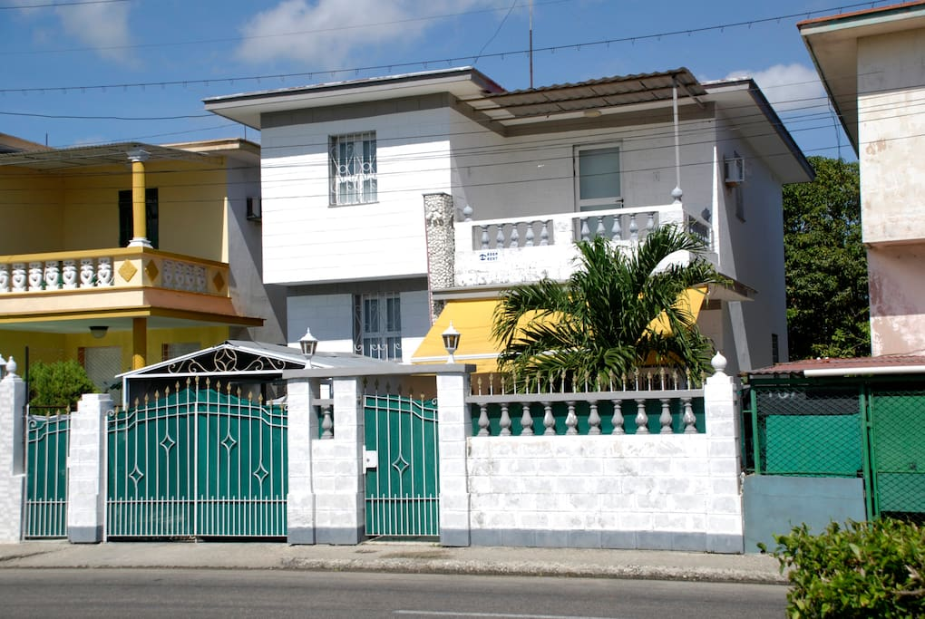 Casa Desde Afuera