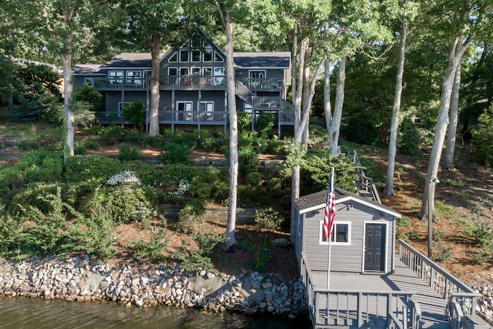 Lake Murray, SC - Luxury and room to spare!