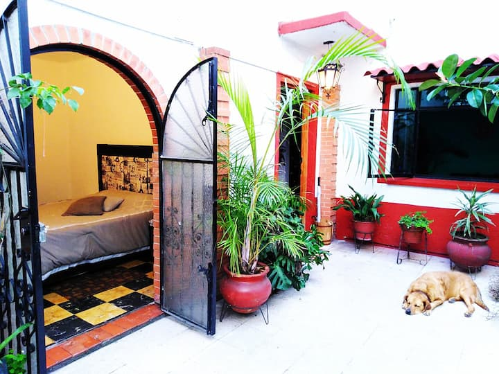 4Rooms suitable for groups in shared house Condesa