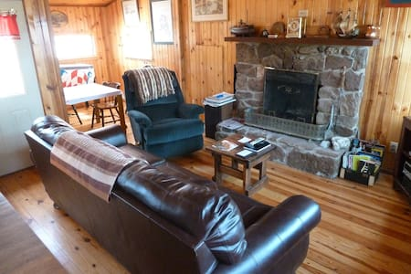 cabin on 30 acres SIU 1 mile #3 - Carbondale - Chatka