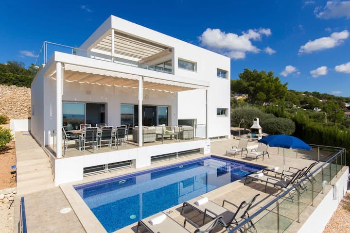 Villa Orquidea Menorca at Illes Balears