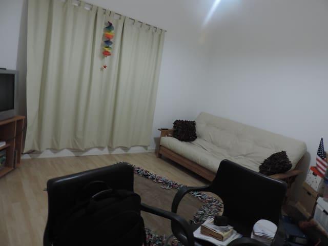 Rent one Bedroom (maximun 1 guest) - General Roca - Leilighet
