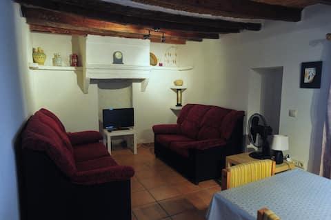 "Cortijo dans hameau paisible "" Los Raimundos"""