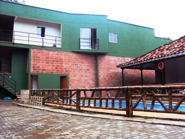 Loft summer condo in Antioquia