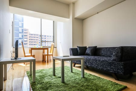 Luxuary apt. - 10min from Shinjuku