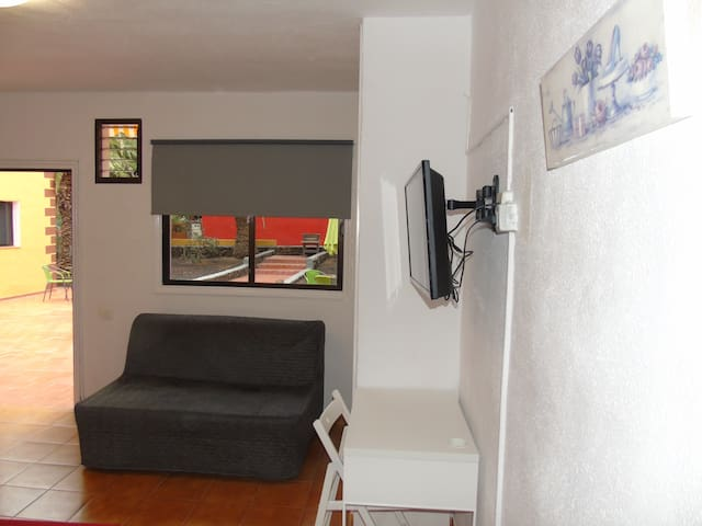 Habitación 2 camas individuales sin cocina