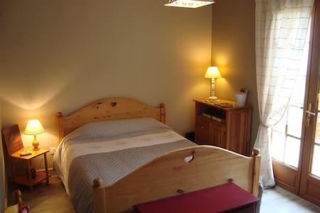 Chambre chez l'habitant - Monflanquin - Haus