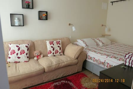 Beautifully Decorated Double Room - Portlaoise - Hus