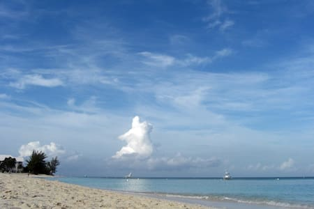 Seven Mile Beach, Grand Cayman (16) - Seven Mile Beach, - Huoneisto