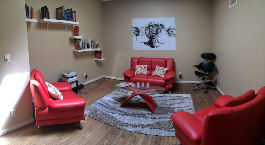Old Town suite w/ private bathroom - Alexandria - Loft