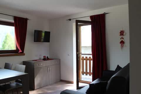 Chalet Selva Lanfranchi apartment (**)