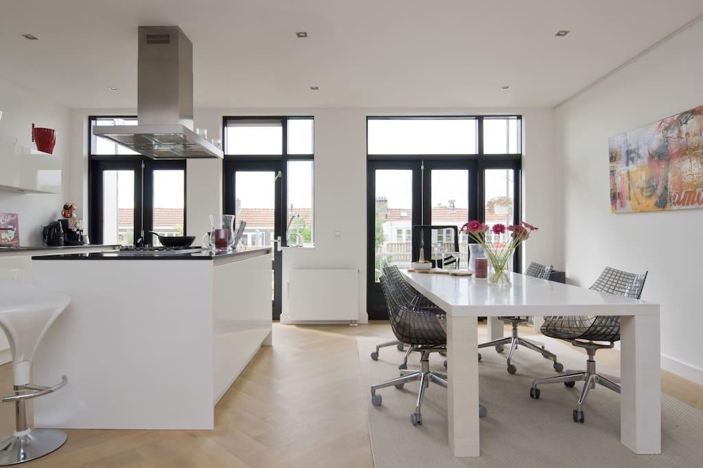 Luxury 4p appt in classy amsterdam appartamenti in for Amsterdam appartamenti centro