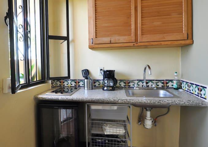 Casita's kitchenette