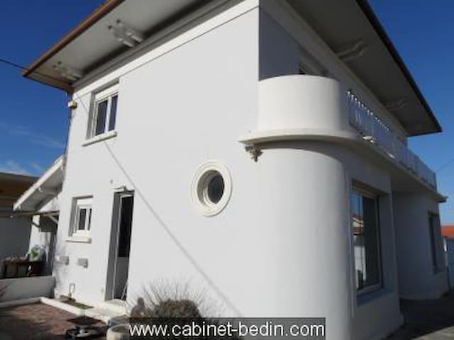 VILLA BISCARROSSE PLAGE - 50M PLAGE - Biscarrosse - House