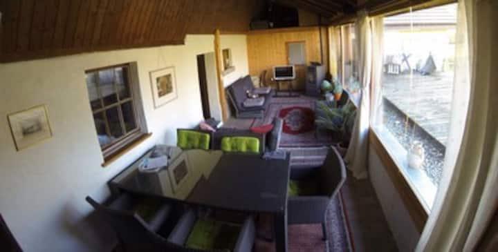 Schöne und ruhige Ferienwohnung in Altavilla