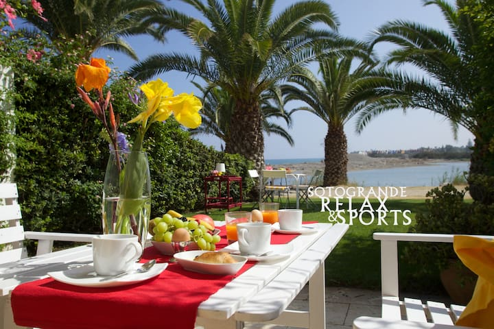 Relax & Sports in the heart of Sotogrande Spain - cadiz - Haus