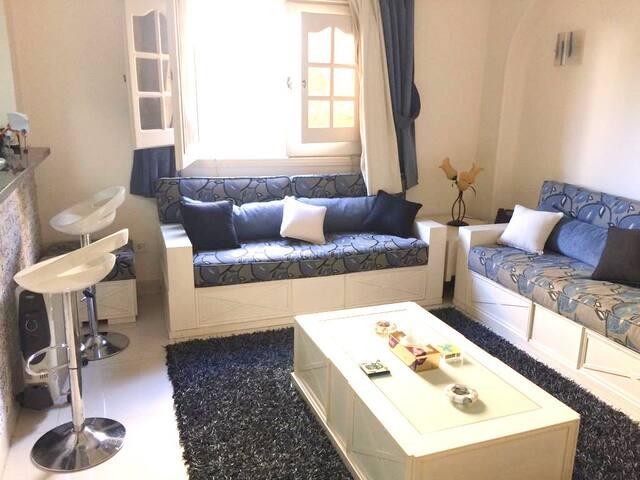 Cosy apartment in a calm area