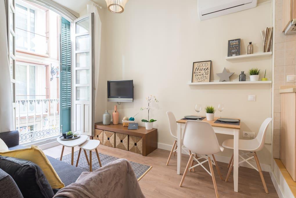 M laga centro hist rico apartamentos en alquiler en m laga andaluc a espa a - Apartamento en malaga centro ...