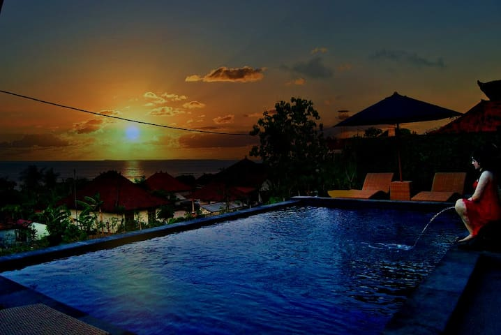 Superb Cabin's With Ocean & Sunrise View