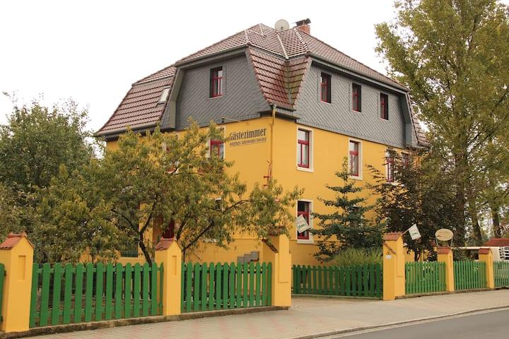 Gästewohnung am Rande Zittaus