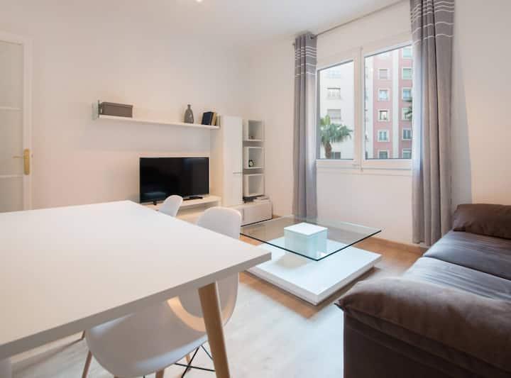 YH5/4-Berna | Cozy Minimal Apartament Design