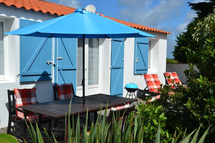 Holiday cottage on the Vendee Coast