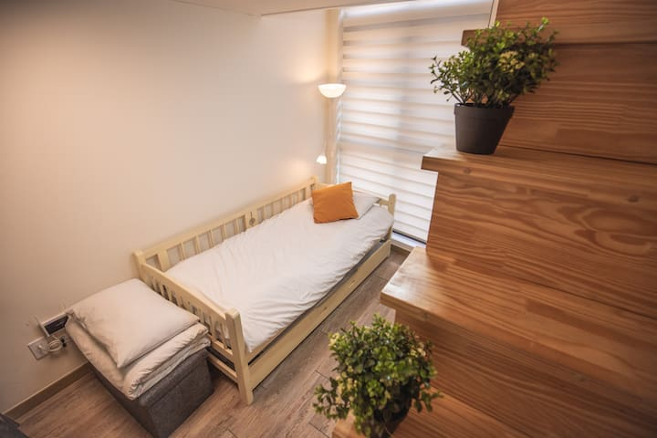 Loft, Rooftop, 5Min from Myeondong, Barbecue