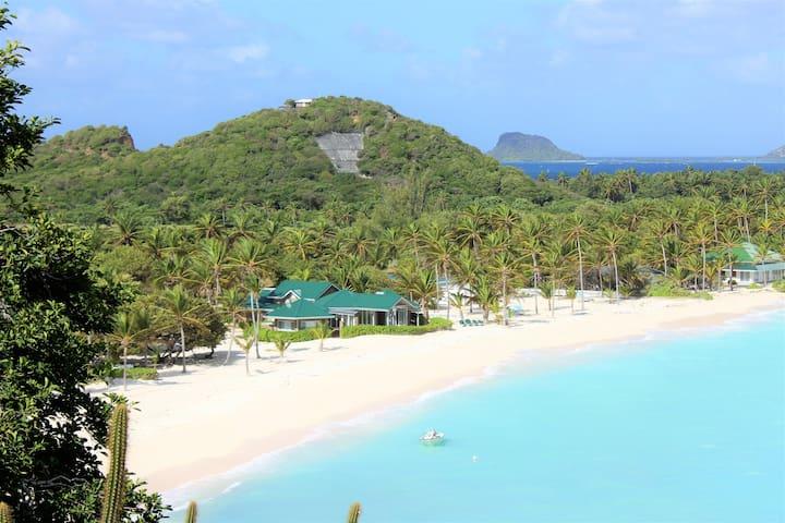 Memory House-Palm Island, St. Vincent & Grenadines