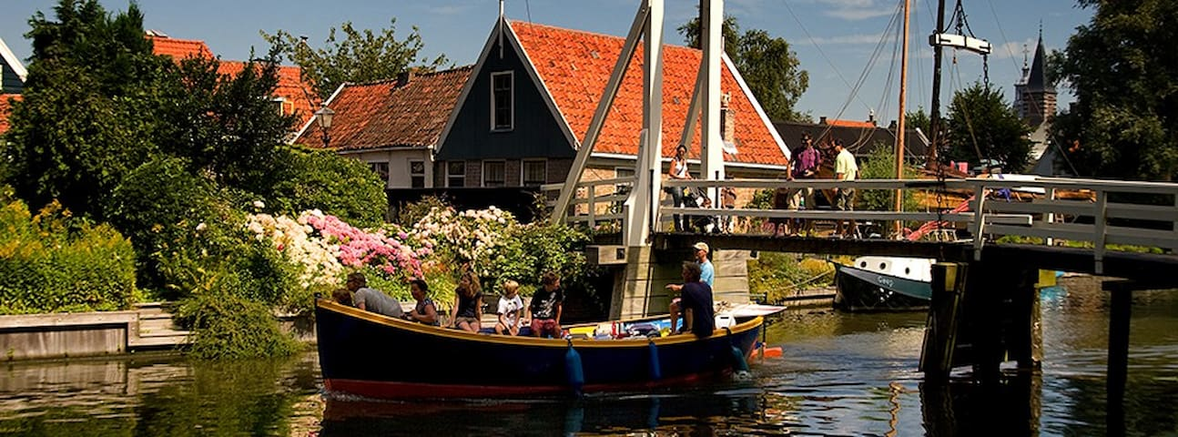 Guesthouse  in center of Edam