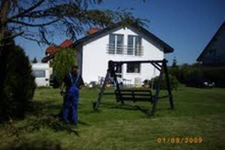 Charmantes Ferienhaus an der Ostsee - House