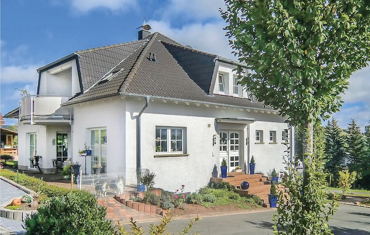 Holiday apartment with 2 bedrooms on 140m² in Lissendorf