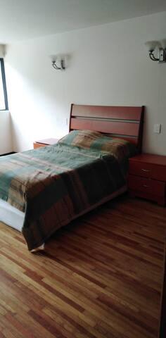 Confortable habitación privada para dos personas