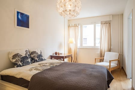 1 1/2 lovely flat in Les Pâquis - Genf