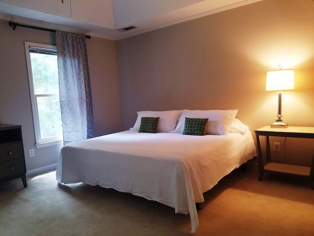 Self Check-In, 2 Master Suites, Decatur Emory area