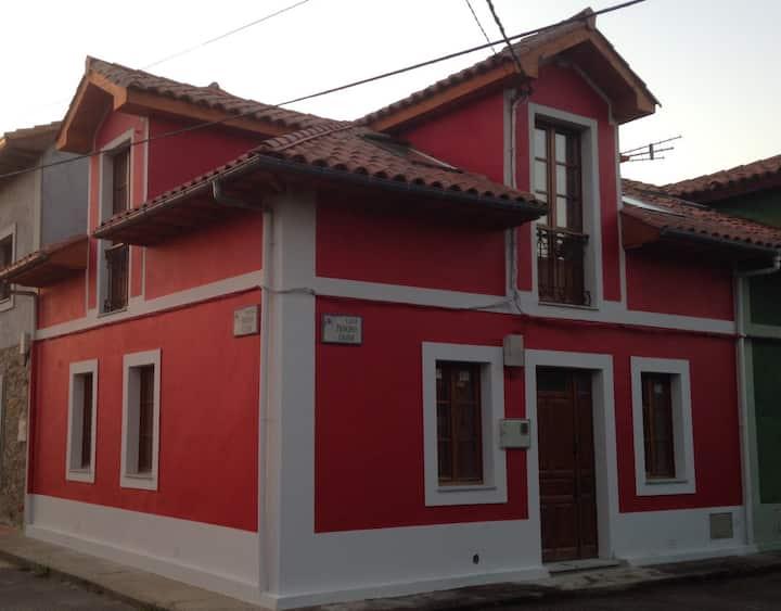 Casa Muros Nalon  VV.1224.AS