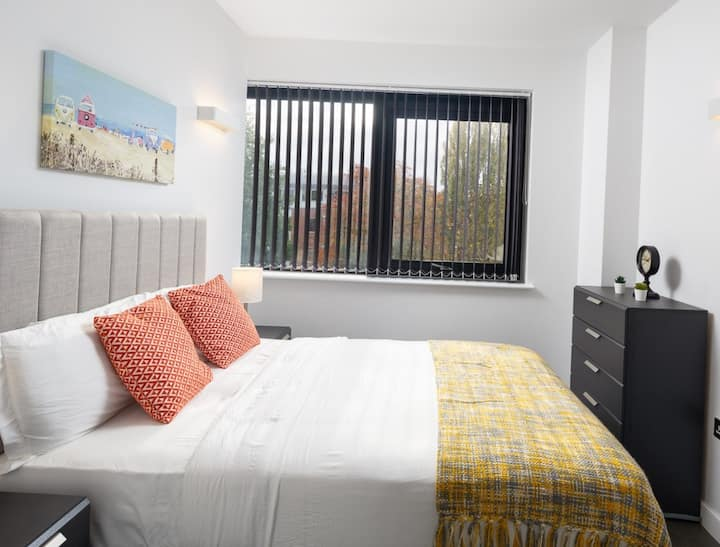 Lovely 1bed flat in St Albans
