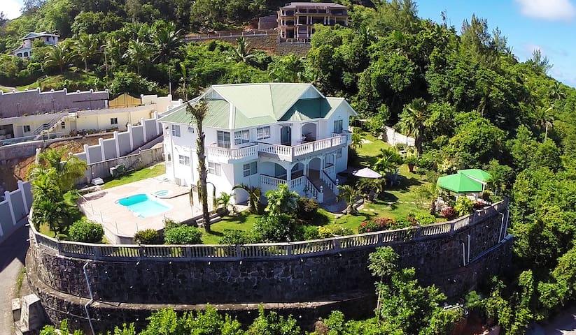 Villa Bel Age 2 - Anse Royale - Dům