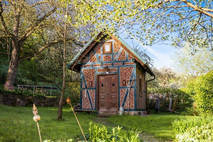 Schlafplätze auf dem Lande, Backhaus, Homestay