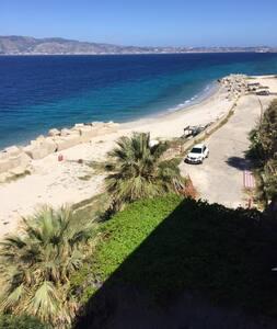 Casa Antonio - Secluded beach - Reggio Calabria - Condominium