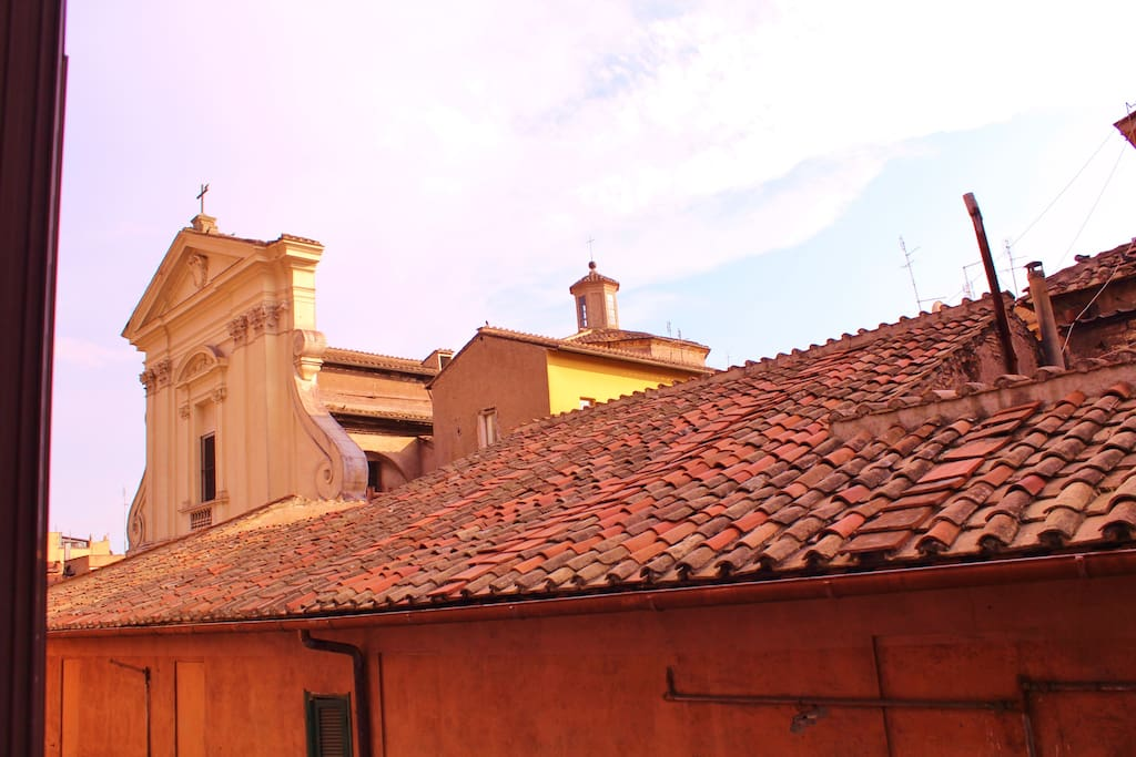 View Trastevere/Vista
