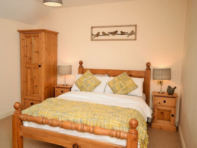 Double Room in Cosy Farmhouse