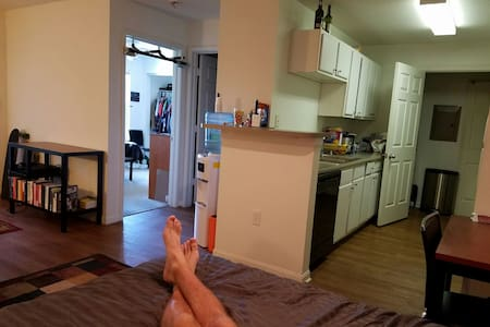 Mi casa es su casa - Denton - Wohnung