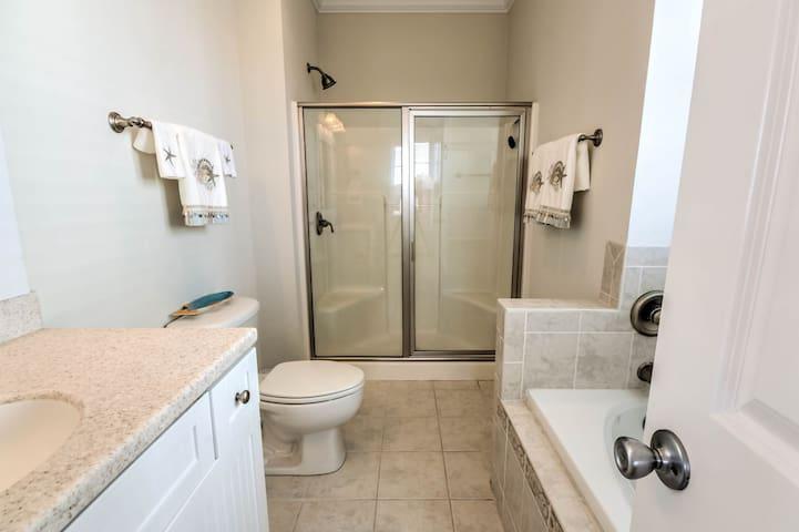 Clam Shell #6 - Carolina Beach - Apartamento