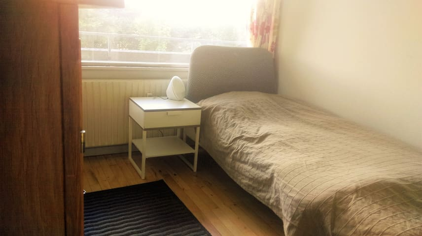 Perfect if you travel alone - Aarhus - Apartamento
