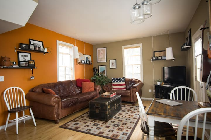 Cozy, private room in adorable home - Minneapolis - Huis