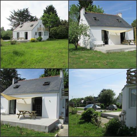 Maison rénovée sur lanvéoc - Lanvéoc - Talo