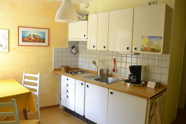 nice and friendly separate flat - Paderborn - Apartament