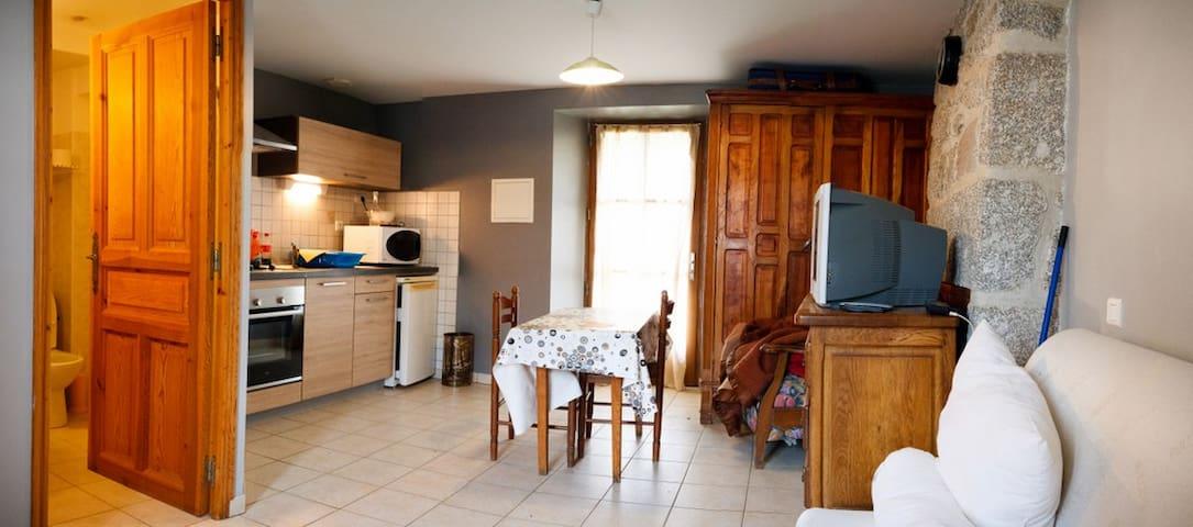 Charmant gîte pour 2 personnes sur l'Aubrac - Prinsuéjols - Apartemen