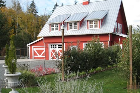 Red Barn Loft - Bellingham